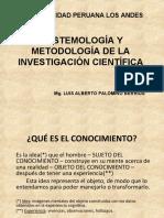 EPISTEMOLOGIA MAESTRIA 2020