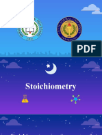 1st PPT (Stoichiometry - Formula and Molecular Mass)