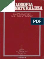Artigas, Mariano - Sanguineti, Juan José - Filosofía de la Naturaleza.pdf