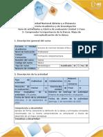 Guía de actividades y rúbrica de evaluación. Unidad 1 Fase 2- Comprender la importancia de la Danza. Mapa de conceptualización de la danza..pdf