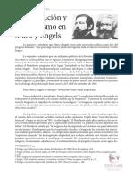 Sesión 6 - La Revolución y el socialismo en Marx y Engels.