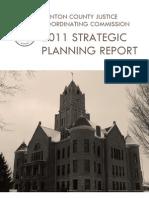 2011 Strategic Planning Report