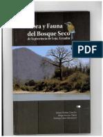 Flora y Fauna del Bosque Seco de la Provincia de Loja Ecuador