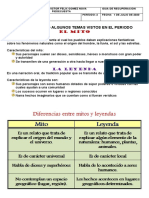 GUIA DE RECUPERACIÓN DE ESPAÑOL