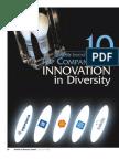 Diversity Journal | 2005 Innovations in Diversity Awards