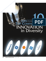 Diversity Journal | 2005 Innovations in Diversity Awards