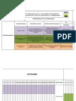Cronograma etapa productiva IE