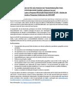 GOLD MATTERS - Brazil_Postdoctoral Fellowship in ASGM