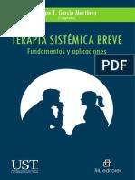 Terapia sistemica breve fundamentos y aplicaciones - Felipe Garcia