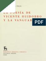 CARACCIOLO TREJO Enrique La poesia de Vicente Huidoro y la vanguardia (BRH GR).pdf