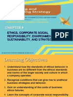 Chap 9 Ethics, Corporate social responsibility Gamble
