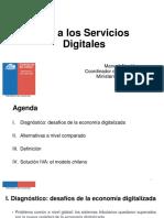 IVA a los Servicios Digitales - El Modelo Chileno