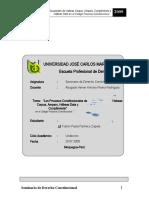 09 - Los Procesos Constitucionales - Yulemi Paula Pacheco Zapata