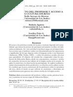 Dialnet-PensamientoDelProfesorYAccesoALaCulturaEscrita-4348871