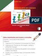 Sistemas integrados de gestión unidad 1