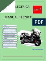 Manual técnico moto eléctrica 02-04-2019
