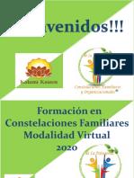 PRESENTACION Formación Modalidad Virtual - Módulo I - 06-06 2020