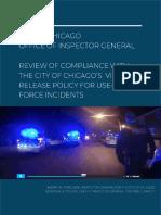 Ferguson report