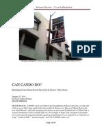Can CANDO Do by David Arthur Walters