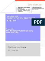 338.1 kWp solar PV project Proposal for pumps-WASIA-1