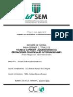 Propuesta para la Adquisicion de Medidores Electronicos.