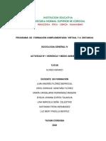HERENCIA Y MEDIO AMBIENTE