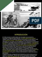 1 Segunda Guerra Mundial_Ofensiva del Eje