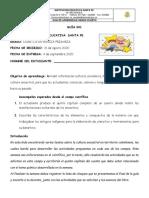 GUIA 001 CAMPO CIENTIFICO TECNOLOGICO