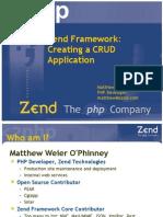 2007-02-28-FrameworkPresentation