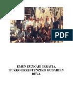 Radio Euskadi La Voz de La Resistencia - Arantzazu Amezaga Iribarren