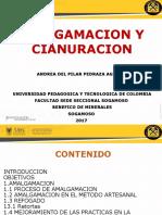 CIANURACION AMALGAMACIO