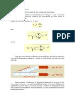 Cálculo da incerteza para a corrente (1)