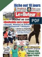 LE BUTEUR PDF du 27/01/2011