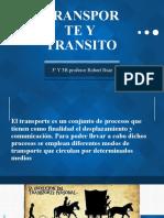TRANSPORTE Y TRANSITO 3