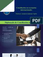 Presentation clase de Conciliación en Escenarios Internacionales