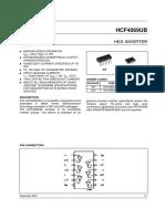 HCF4069UBE