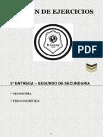 2DO SECUNDARIA - 3ER Y 4TO BIMESTRE