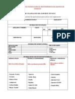 evidencia # 2 INFORME PLANEACIÓN DEL SOPORTE TÉCNICO.docx