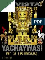 R. YACHAYWASI Nº3