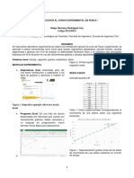 Informe practica de laboratorio I