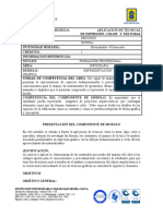 1. APLICACIÓN DE TÉCNICAS DE EXPRESIÓN, COLOR Y TEXTURAS ALINA