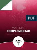 MATERIAL COMPLEMENTAR. HISTÓRIA GEOGRAFIA Ciências MATEMÁTICA Linguagens INGLÊS VOLUME.pdf