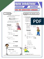 Ecuaciones-de-Segundo-Grado-para-Tercero-de-Secundaria