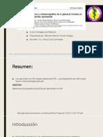 Revisión de Artículo-evaluación Clínica y Ultrasonográfica de La Glándula Tiroides en Pacientes Con Artritis Reumatoide Uancv.juliaca.perú