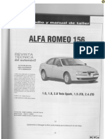 Alfa Romeo 156 Manual de taller