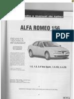 Alfa Romeo 156 Manual de taller