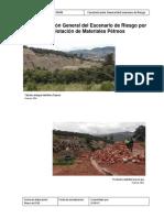 Escenarios de riesgo por Explotacion Materiales Petreos (2)