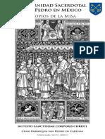 Pentecostes-000 Fiesta del Corpus Christi