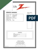 manual zenith_ p60w26