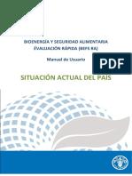 WISDOM Manual de Usuario_SITUACIÓN ACTUAL DEL PAÍS